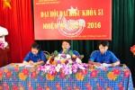 Đại hội đại biểu Đoàn trường THPT Quỳnh Lưu 2 khoá 51 - nhiệm kì 2015 - 2016